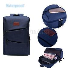 "15.6"" Inch Waterproof Business Travel Backpack Bag For Laptop & Apple MacBook"