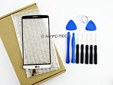 Touch Screen Digitizer Glass Replacement For LG G3 D850 D855 LS990 VS985+TOOLS
