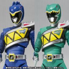 S.H.Figuarts Zyuden Sentai Kyoryuer KYORYU BLUE & GREEN Set Action Figure BANDAI
