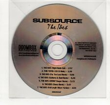 (GP328) Subsource, The Ides - 2009 DJ CD