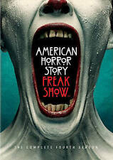 American Horror Story: Freak Show (DVD, 2015, 4-Disc Set)