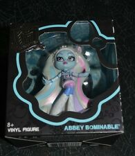2015 MONSTER HIGH VINYL FIGURE ABBEY BOMINBLE  VHTF