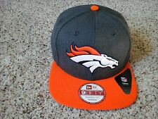 MDenver Broncos New Era 9FIFTY ORIGINAL FIT SNAPBACK HAT