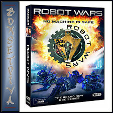 ROBOT WARS - THE NEW BBC SERIES  *BRAND NEW DVD**