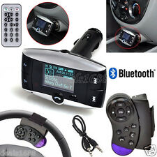 3.8cm LCD Kit Para El Coche Bluetooth Transmisor de FM MP3 Reproductor