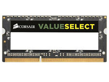 Corsair Value Select DDR3L 8 GB = 2x 4GB1600 MHZ  Apple Mac Book pro Ram Memory