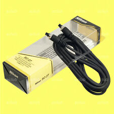 Genuine Nikon SC-27 TTL Multi-Flash Sync Cord for SC-28 SC-17 AS-10 SB-28 SB-800