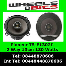 "Pioneer TS-E1302i 5.25"" inch 13cm 130MM 2 way 180Watt Car Door Speakers"