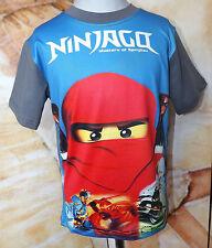 NinjaGo Kinder Jungen T-shirt Gr. 98 (00217)