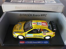 CITROEN XSARA WRC #25 RALLY SWEDEN 2007 SUN STAR 1/18 MIB