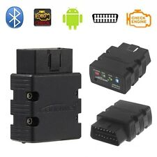 ELM327 Bluetooth Car Diagnostic Interface Scanner Tool OBD2 OBDII For Android PC
