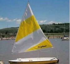 Snark Sunflower Sail - OEM  - first quality - 55 sq. ft. Nylon