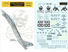 Yellowhammer Models 1:32 F-14B Tomcat Decal for Tamiya Kit #32010