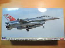 Hasegawa 1/48 F-16D FIGHTING FALCON `SINGERPORE AIR FORCE SPECIAL' (07393)