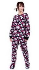 Disney's Nightmare Before Christmas Footed Pajamas Jack Gothic NEW S/P LAST ONE