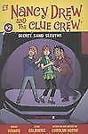 Nancy Drew and the Clue Crew: Secret Sand Sleuths 2 by Sarah Kinney and...