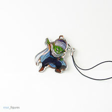 """Dragon Ball Super Metal Charm Strap / Piccolo / Xebec Toys Stainless Steel 1.5"""""""
