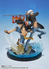 Figuarts Zero One Piece Monkey D Luffy & Trafalgar Law 5th Aniv. figure Bandai