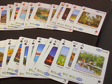 playing cards, Encore, THOUSAND TRAILS 52 different RV parks/resorts in   USA