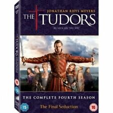 The Tudors - Series 4 - Complete (DVD, 2012, 3-Disc Set)