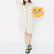 [KAKAO FRIENDS] RYAN Pajama One-piece Type Free Size Sleepwear +Tracking