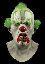 Grumpy Old Scary Evil Clown Halloween Mask Not Don Post