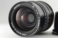 【AB Exc+】 Mamiya N 65mm f/4 L Wide Angle Lens for Mamiya 7 7II From JAPAN #2377