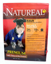 1KG NATUREAL ADULT PREMIUM DOG FOOD - LAMB & RICE