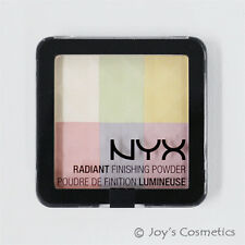 "1 NYX Radiant Finishing Powder Blush "" RFP 01 - Brighten ""    *Joy's cosmetics*"