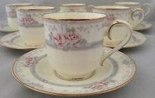 Noritake Magnificence 9736 cup & saucer ( 12 available ) FREE SHIPPING