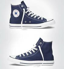 Women Lady ALL STARs Chuck Taylor Ox High-top shoes Canvas Sneakers blue US7.5
