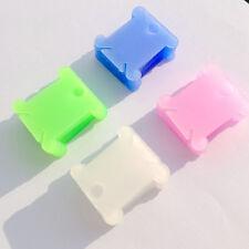 20 Stück Fadenspulen Spule Plastik Fadenspulen für Paracord,Microcord, Kumihimo