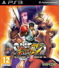 Super Street Fighter 4  PS3 *In Excellent Condition*