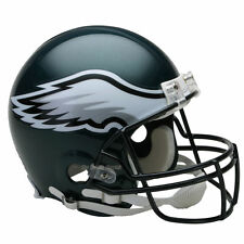 PHILADELPHIA EAGLES RIDDELL NFL FULL SIZE AUTHENTIC PROLINE FOOTBALL HELMET