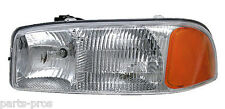 New Replacement Headlight Assembly LH / FOR GMC SIERRA TRUCK & YUKON