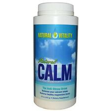 Natural Vitality, Natural Calm, The Anti-Stress Drink, original 16 oz (453 g)