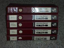 1979-1982 Porsche 924 Turbo Workshop Service Repair Manual 1980 1981 2.0L I4