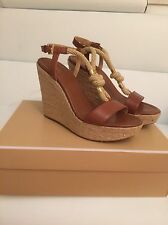 Michael Kors women Real Leather shoes In Brown Color size 11 M