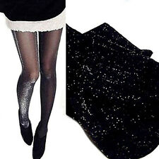 New Charm Sexy Shiny Pantyhose Glitter Stockings Glossy Tights Women Accessories