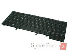 Originale DELL Latitude E5420 E6320 Tastiera DE tedesca Retroilluminato 0416G