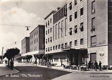 # LATINA: VIA UMBERTO I ...BAR GIACOMINI  1958