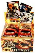 LOTR Lord of the Rings REFLECTIONS Booster Box 24ct SEALED!