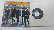 RARE FRENCH SP JUKE BOX THE ROLLING STONES RUBY TUESDAY