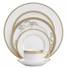 Vera Wang by Wedgwood Lace Gold 20Pc Set, Service for 4