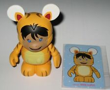 Tiger Costume Child Boy CUTESTERS 2 Too VINYLMATION Disney Authentic WDW 3""