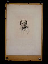 Alfred ARMAND (1805-1888) Architecte d'après Alexandre CABANEL (1823-1889) ORSAY
