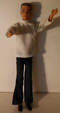 VINTAGE~ KEN DOLL  W/ Outfit & Shoes~MARKED T.M. © KEN® ©1960 by Mattel #4