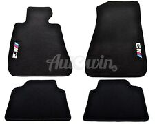 BMW M3 Series E90/E91 E90LCI/E91LCI Black Carpets With///M3 Emblem 2005-2011