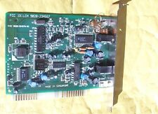 AIMS Lab Pte Ltd Radio Track FM Tuner Card LCH 9020-234567 ISA Card OEM unboxed