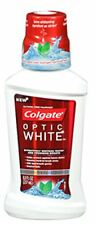 Colgate Optic White Mouthwash Sparkling Fresh Mint 8 oz